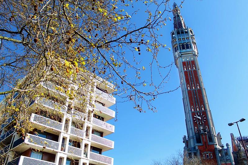 Drawing Dreaming - Guia de Visita de Lille - Hôtel de Ville e Beffroi