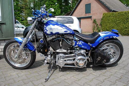 Harley Davidson - FXSTC Custom - 1988