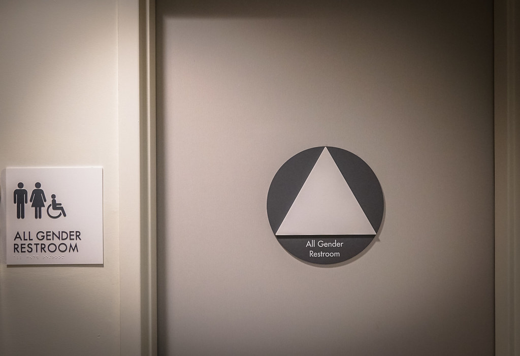 Photo Friday: Newest Addition to Health Care - Safe Bathrooms