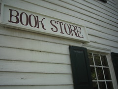Book Store, Old Salem, North Carolina