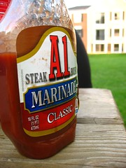 A1 Steak Marinade