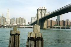 Brooklyn - Fulton Ferry: Fulton Ferry Landing -  Brooklyn Bridge