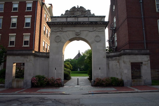 Brown University Entrance