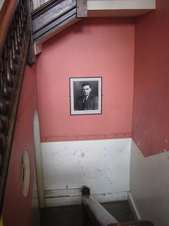 Obraz Alan Turing. cambridge portrait kingscollege alanturing turing