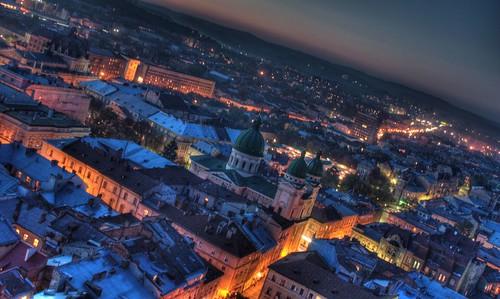 Lviv / Lava streets