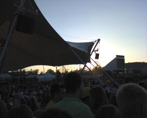 concert davematthewsband dmb darienlake