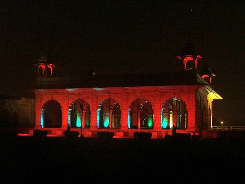 Light and sound show and shopping at Red Fort  - Things to do in New Delhi