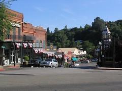 Downtown Auburn, California
