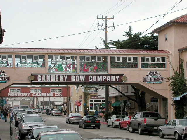 Restaurants In Monterey Ca With Private Rooms