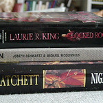 june reading: Pratchett, Schwartz & King