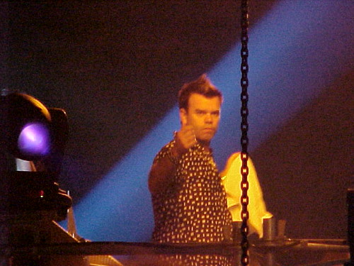 BACKSTAGE PAUL OAKENFOLD PLAYS CLAPHAM COMMON by Craig Grobler