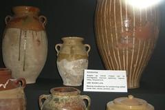 carving(0.0), wood(0.0), lighting(0.0), art(1.0), ancient history(1.0), pottery(1.0), urn(1.0), vase(1.0), ceramic(1.0),