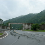 Matewan WV Flood Walls