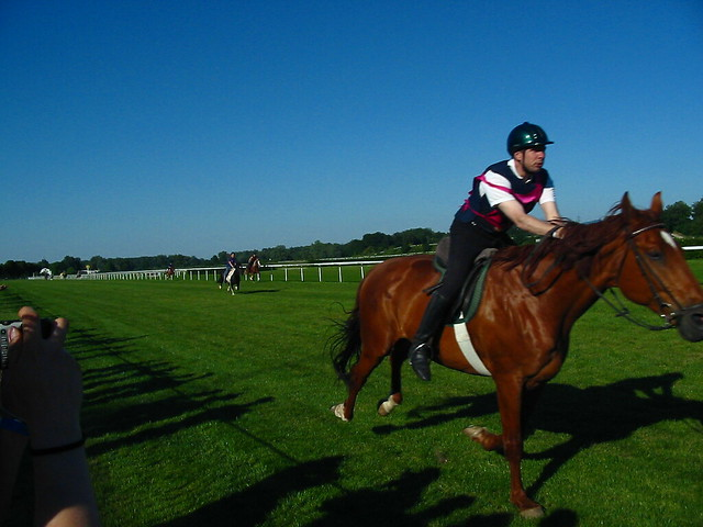 Iffezheim - Horse racing
