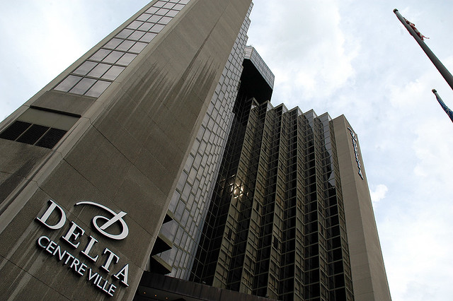Hotel Delta Montreal President Kennedy