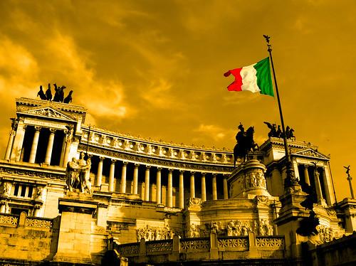 Piazza Venezia (Rome, Italy)