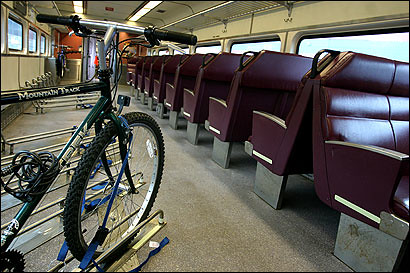 MBTA unveils bike-friendly commuter car - The Boston Globe.jpg