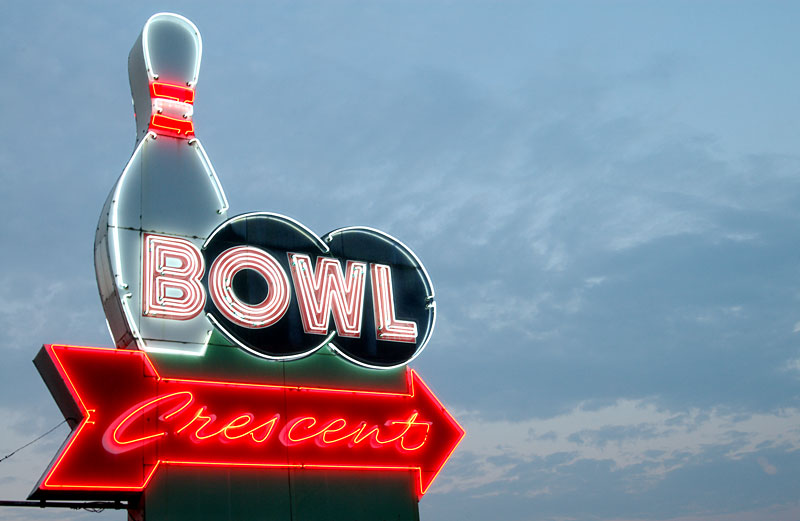 Crescent Bowl - Bowling Green, Kentucky U.S.A. - July 9, 2006