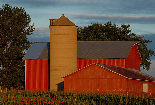 road old trip red summer orange building classic geometric lines barn rural sunrise buildings landscape dawn countryside illinois scenery shadows calendar antique farm country barns structures july roadtrip 2006 structure silo infrastructure americana silos agriculture dekalb smalltown cortland chicagoland nominee dekalbcounty 07july v500 v1000 q4 2007calendar cal2007 e060722c rochellejuly2006 ©jimfraziercom