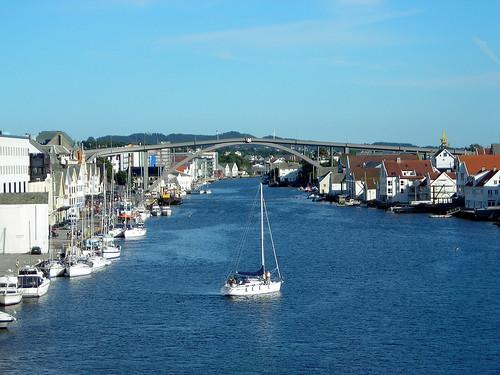 Haugesund harbour
