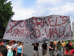 Stop Israel's Apartheid Wall