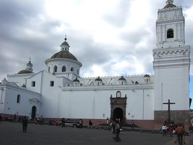 Quito Equateur - Juillet 2006