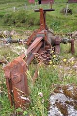 Steam powered bone saw