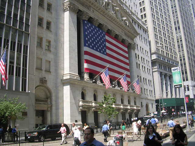 New York Stock Exchange Flickr Photo Sharing