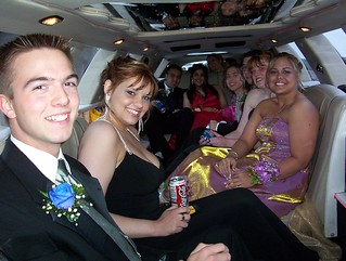Warren Prom Limo Ride
