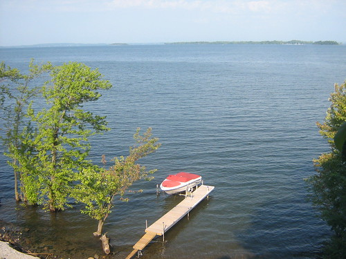 lake boat dock 2006 champlain jul vt vttrip havarest stalbansbay
