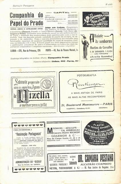 Ilustração Portugueza, nº 456, 1914 - 1