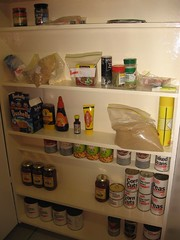 room, refrigerator, interior design, pantry,