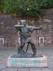 Robin Hood or Dooh Nibor?