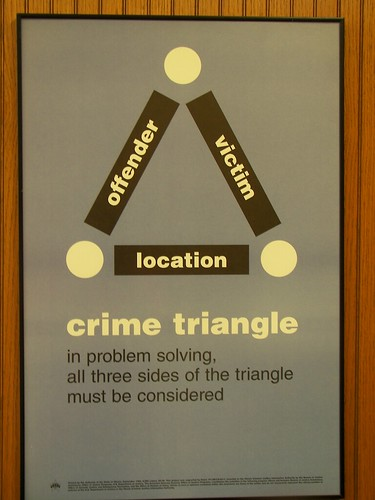 Crime Triangle poster