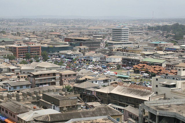 Panomara of Central Accra