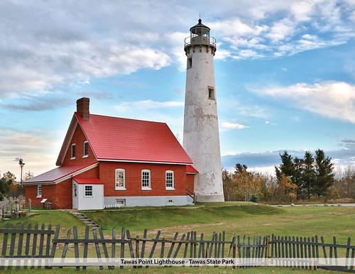 Tawas Lighthouse 2263-15