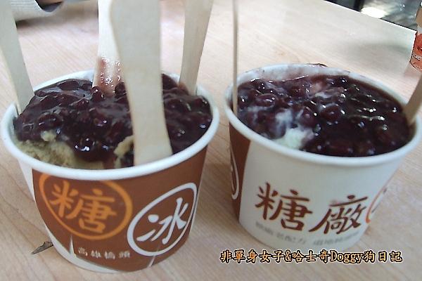 高雄橋頭糖廠冰品黃家肉燥飯15
