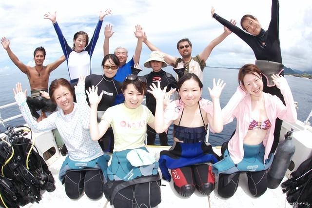 本日の集合写真♪ 2015/09/04