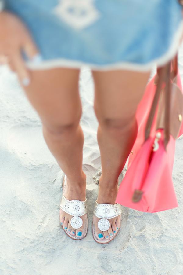 Sand + Jacks