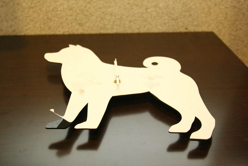 柴犬時鐘 (8)