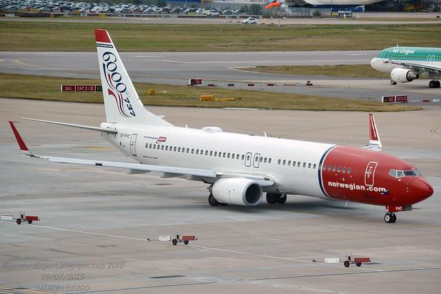 EI-FHC Boeing 737-8Q8WL