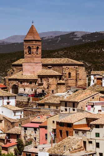 Aranda de Moncayo, detalle