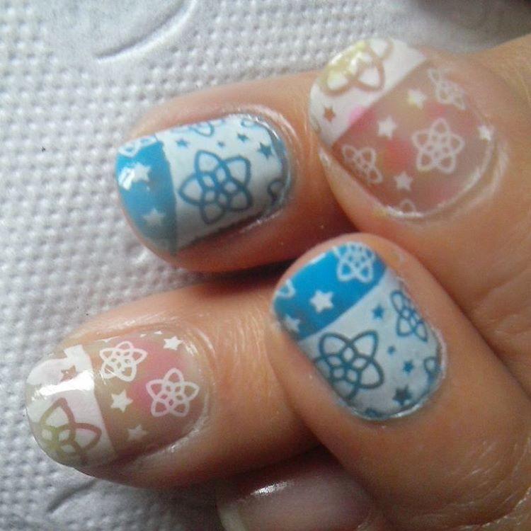 Stamping Nail Art #Konad, Plantillas De Diseños Para Decor