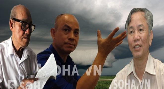 TS Vũ Thế Khanh có thể khiến Giáo sư 'đuổi mưa'...