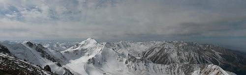 Альпиниада на пик Молодежный (4147 м) (31)