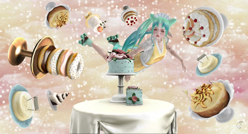 Cake dreams 1