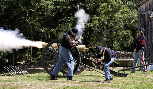 Amazing Civil War Encampment