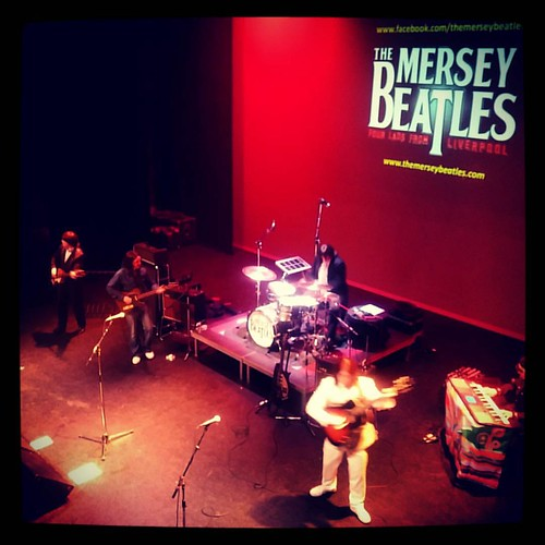 The Mersey Beatles simply killed it tonight at Aronoff.