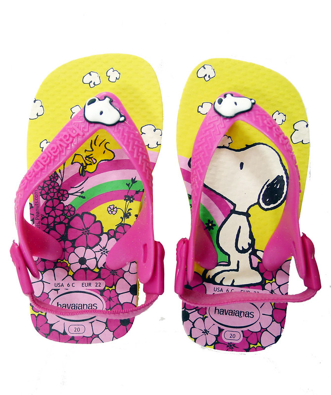 585908e105f9 Havaianas Snoopy Collection - Life on a Flavored Runway by Jean Yu