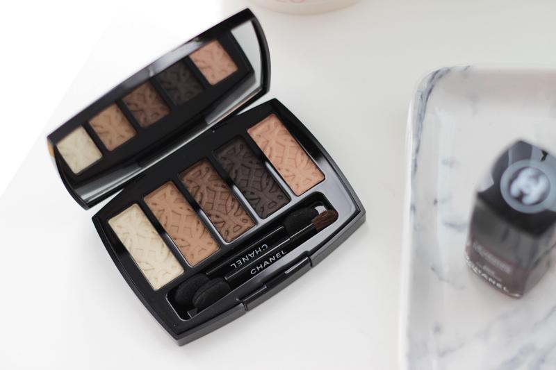 Chanel Entrelacs Palette 2